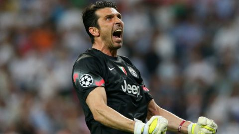 Gianluigi Buffon Bicara Ballon D'Or
