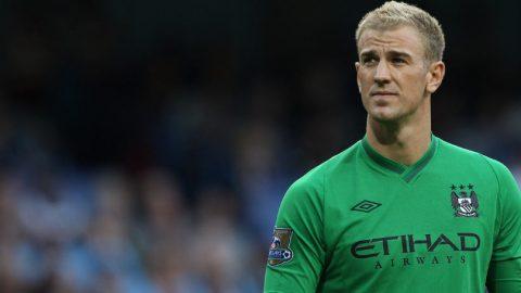 Joe Hart: Manchester City Tak Inginkan Saya