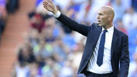 Zinedine Zidane Sanjung Kebangkitan Real Madrid