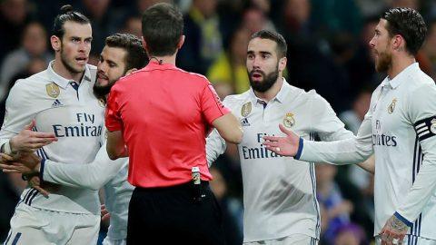 Dapat Kartu Merah, Gareth Bale: Itu Tidak Pantas