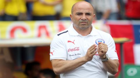 Jorge Sampaoli Bantah Bertemu Federasi Sepakbola Argentina