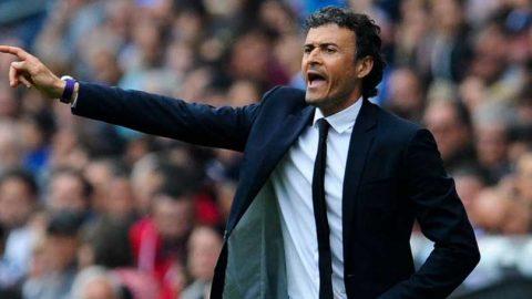 Luis Enrique: Menyerang, Satu-Satunya Cara Singkirkan Juventus