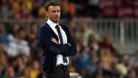 Luis Enrique Tegaskan Taktiknya Tak Salah Di Turin