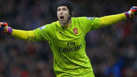 Melawan Chelsea Di Final Piala FA, Petr Cech Antusias