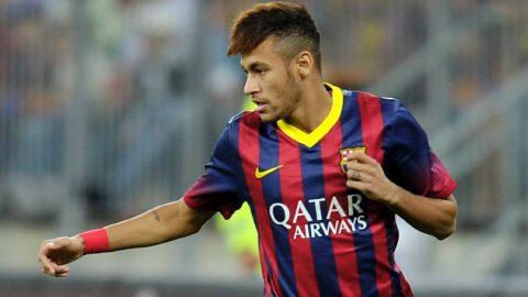 Gerard Pique: Neymar Punya Magis