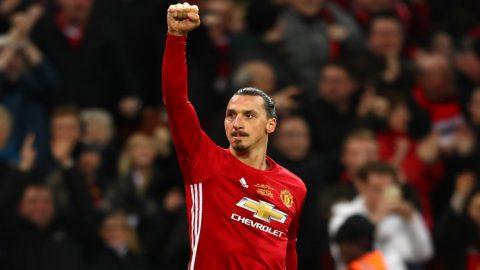 Manchester United Tidak Perpanjang Kontrak Zlatan Ibrahimovic