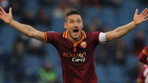 Soal Pensiun, Francesco Totti Beri Penjelasan