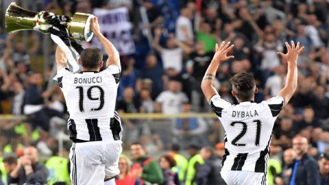 Juventus Mencatatkan Rekor Juara Coppa Italia