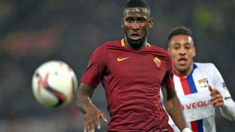 AS Roma Tetapkan Banderol Antonio Rudiger