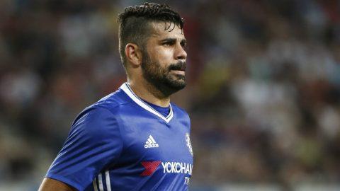 Diego Costa Tak Ingin Menganggur Di Atletico Madrid