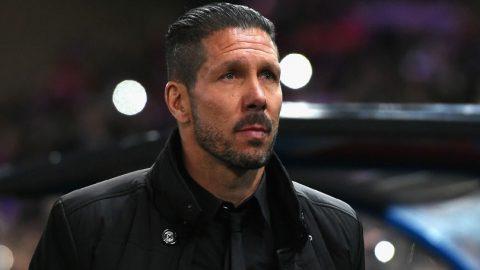 Diego Simeone: Atletico Madrid Harus Lupakan Tragedi Derby!