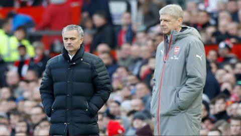 Jose Mourinho: Rekor Saya Lawan Arsene Wenger Tidak Normal