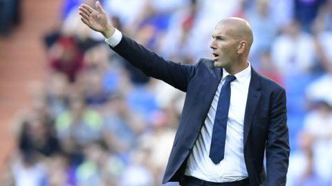 Duo Ronaldo Buat Zinedine Zidane Iri