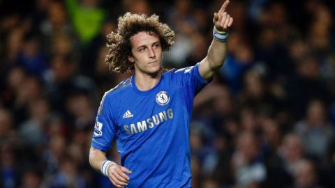 David Luiz Lega Mimpinya Jadi Kenyataan