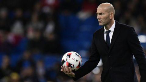 Zinedine Zidane Abaikan Sejarah Lawan Atletico Madrid Di Liga Champions
