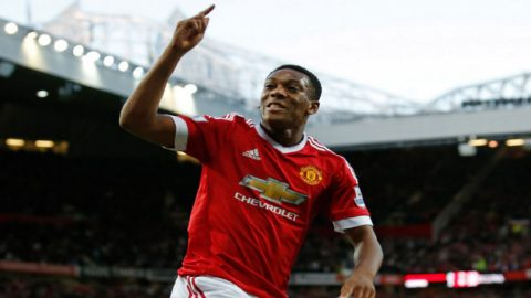 Agen: Anthony Martial Bertahan Di Manchester United