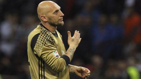 Christian Abbiati Kembali Ke AC Milan