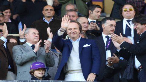 Keluarga Della Valle Siap Jual Fiorentina