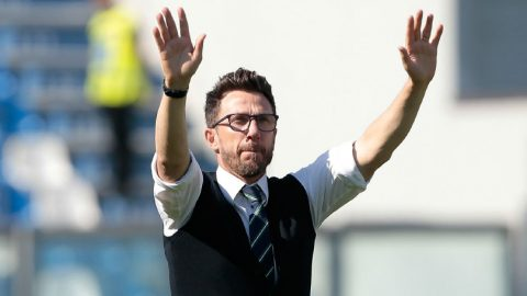 RESMI: Eusebio Di Francesco Besut AS Roma