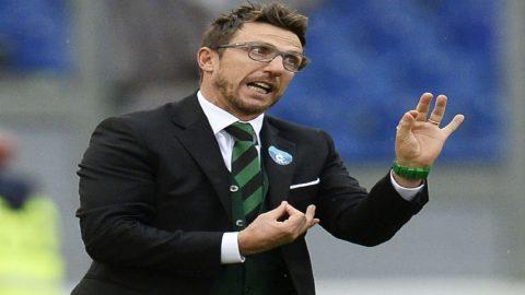 Tangani AS Roma, Eusebio Di Francesco Tidak Akan Ubah Gaya Permainan