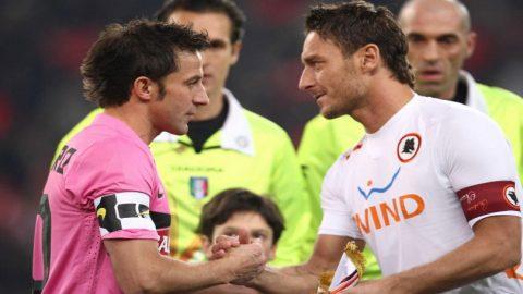 Alessandro Del Piero Pahami Perasaan Francesco Totti