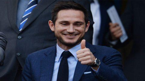 Oxford United Akan Jadi Klub Perama Yang Dilatih Oleh Frank Lampard?