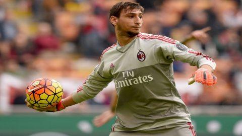Gianluigi Donnarumma: Hati Saya Untuk AC Milan