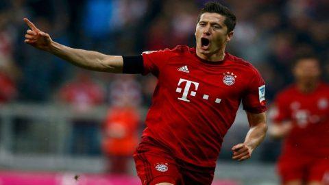 Bayern Munich Bantah Rumor Akan Lepas Robert Lewandowski