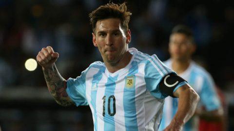 Jorge Sampaoli Tak Sabar Latih Lionel Messi