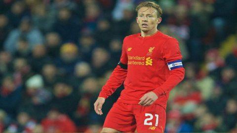 Liverpool Lepas Lucas Leiva?