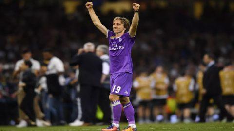 Luka Modric Ungkap Kunci Hajar Juventus