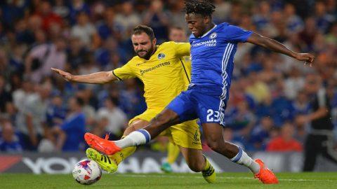 Michy Batshuayi Minta Kepastian Dari Chelsea