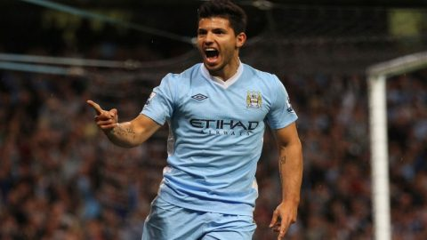 Sergio Aguero Bertahan Di Manchester City Hingga Kontraknya Habis