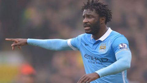 Wilfried Bony Ingin Dapat Kesempatan Kedua di Manchester City