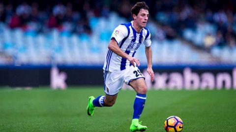 Real Madrid Targetkan Alvaro Odriozola