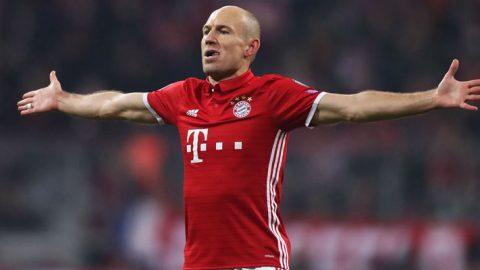 Arjen Robben Lewatkan Tur Asia Bayern Munich