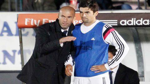 RESMI : Enzo Zidane Tinggalkan Real Madrid