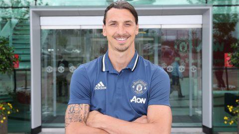 Jose Mourinho: Zlatan Ibrahimovic Bisa Teken Kontrak Baru