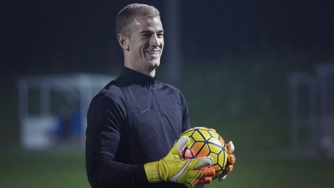 Joe Hart Lolos Tes Medis West Ham United