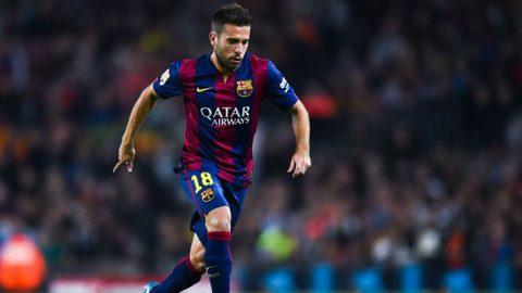 Jordi Alba Bertekad Rebut Tempat Utama Kembali