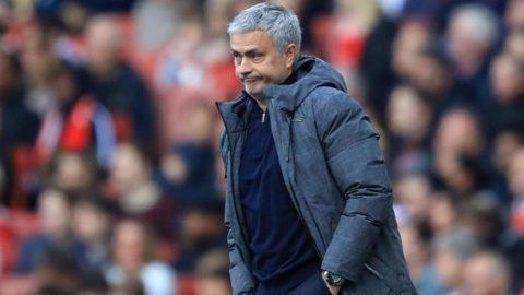 Jose Mourinho Bahagia Tumbangkan Real Madrid