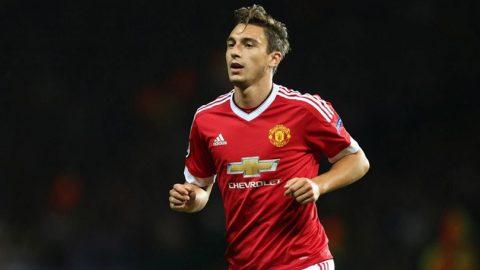 Tolak Juventus, Matteo Darmian Pilih Bertahan Di Manchester United