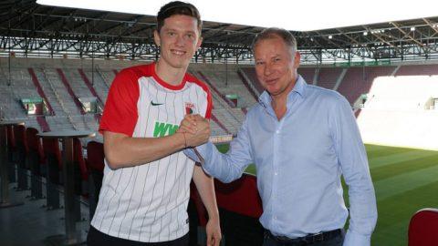 RESMI: FC Augsburg Rekrut Michael Gregoritsch & Sergio Cordova