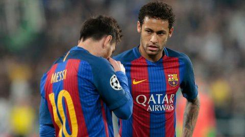 Javier Mascherano Desak Neymar Tolak Paris Saint-Germain