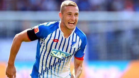 Hoffenheim Perpanjang Kontrak Pavel Kaderabek