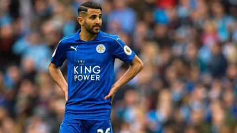 Riyad Mahrez Desak Arsenal Tuntaskan Transfer Dirinya