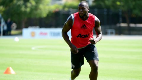 Ryan Giggs: Ingin Sukses Di Manchester United, Romelu Lukaku Harus Punya 'Kulit Tebal'
