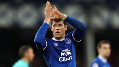 Ross Barkley Absen Di Rombongan Tur Everton