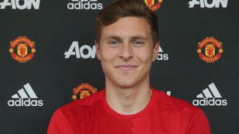 Victor Lindelof Senang Tampil Perkuat Manchester United