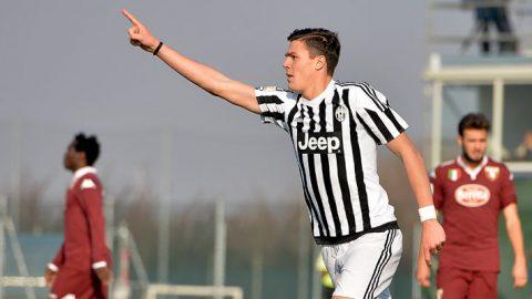 RESMI: Juventus Jual Vykintas Slivka Ke Hibernian